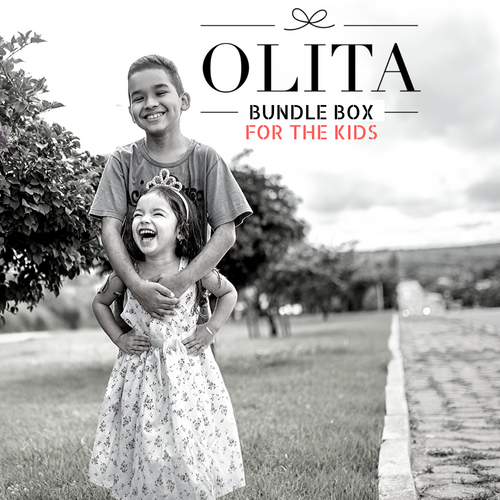 Olita Bundle Boxes for Kids