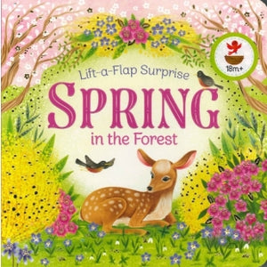 """Spring In The Forest"" Book"