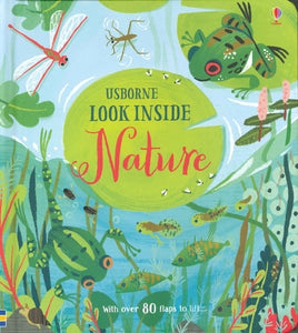 Nature: A Look Inside Book