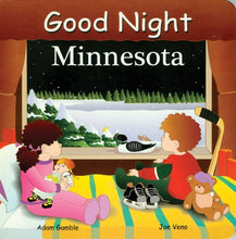 Load image into Gallery viewer, Good Night Minnesota Book