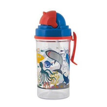 Load image into Gallery viewer, Kids' Straw Water bottles- 2 designs!