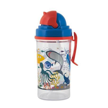 Kids' Straw Water bottles- 2 designs!