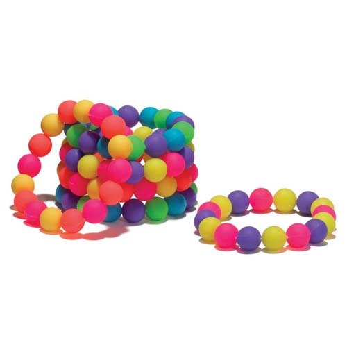 Kid's Beaded Stretch Bracelets