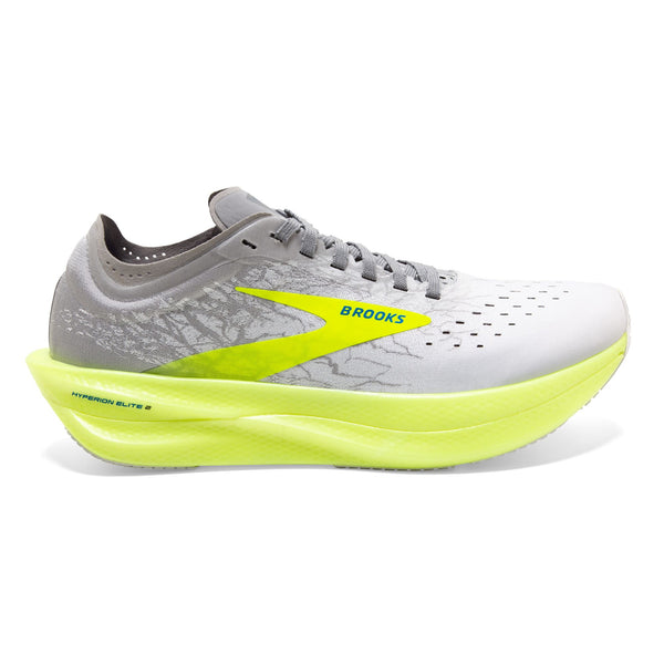 Brooks Hyperion Elite 2 - White/Nightlife/Grey