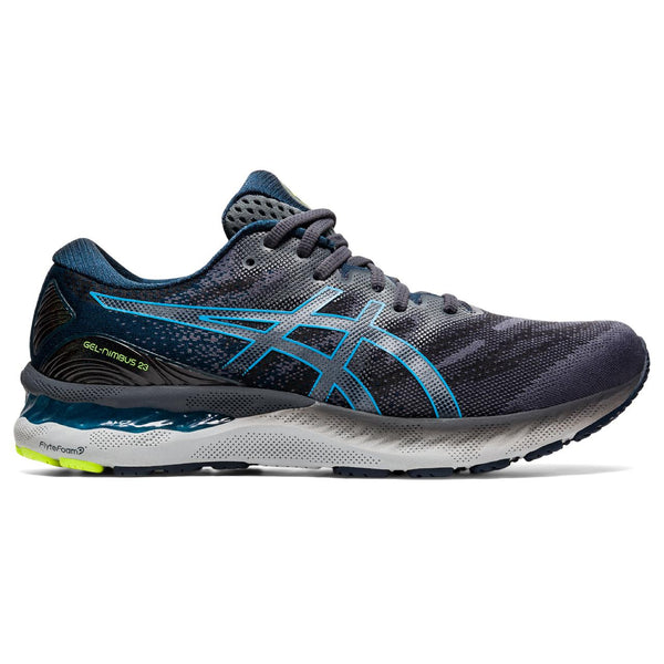 Asics M Gel-Nimbus 23 - Carrier Grey/Digital Aqua
