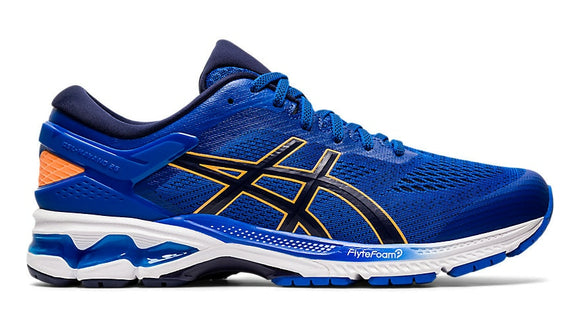 Asics M Gel-Kayano 26 - Tuna Blue/ Peacoat