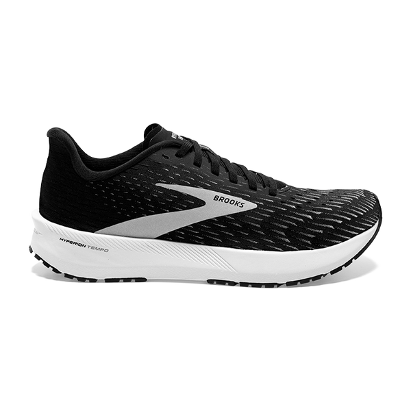 Brooks M Hyperion Tempo - Black/Silver/White
