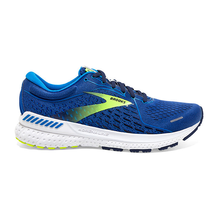 Brooks M Adrenaline GTS 21 - Blue/Indigo/Nightlife