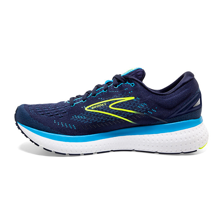 Brooks M Glycerin GTS 19 (Transcend) - Navy/Blue/Nightlife