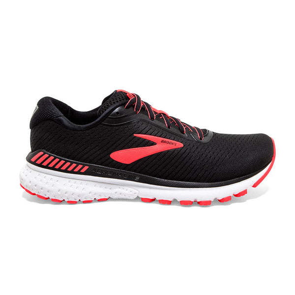 Brooks W Adrenaline GTS 20 - Black/Coral/White