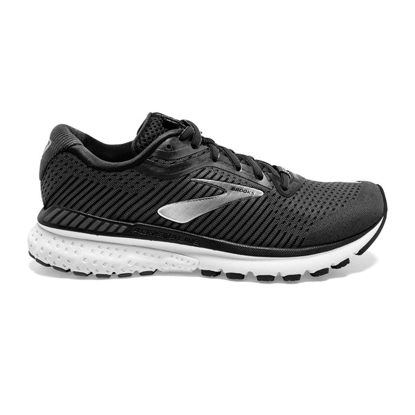 Brooks W Adrenaline GTS 20 - Black/Grey/Ebony