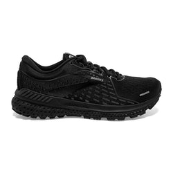 Brooks W Adrenaline GTS 21 - Black/Black/Ebony