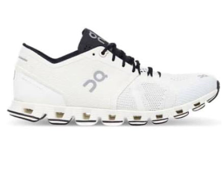 ON W Cloud X - White/Black