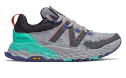 New Balance W Fresh Foam Hierro v5 - Light Aluminum with Tidepool