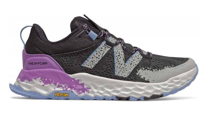 New Balance Women's Fresh Foam Hierro v5 - Black Violet