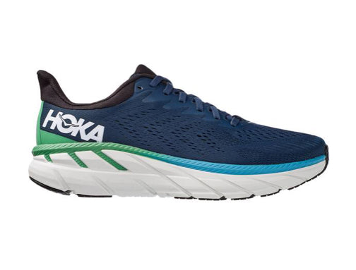 Hoka M Clifton 7 - Moonlit Ocean/Anthracite