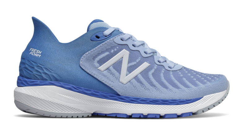 New Balance W 860v11 | Wide - Frost Blue/Faded Cobalt