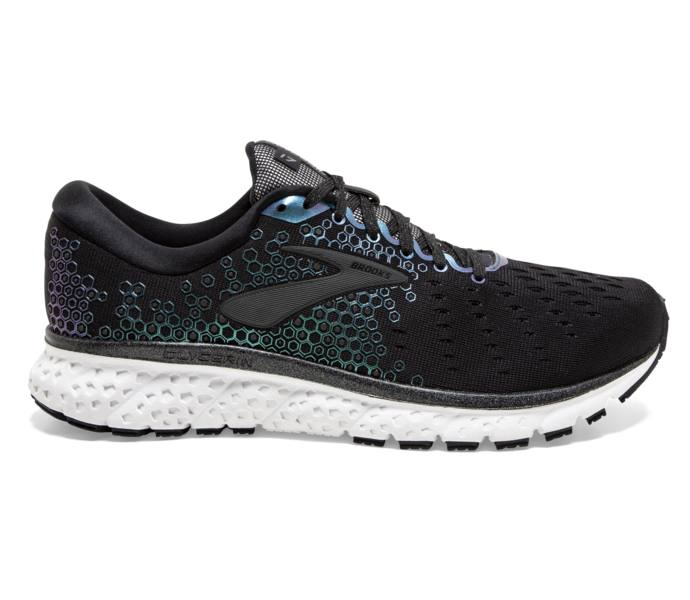 Brooks M Glycerin 17 - Black/ Iridescent
