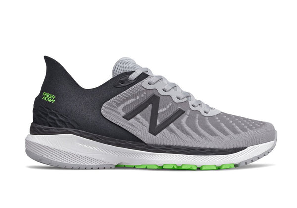 New Balance M 860v11 - Light Aluminium/Black