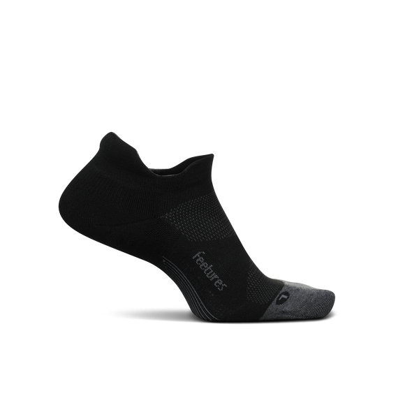 Feetures Elite Light Cushion No Show - Black