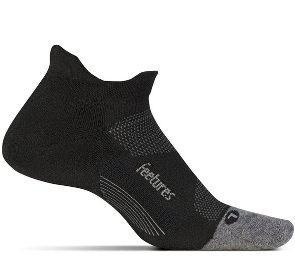 Feetures Elite Max Cushion No Show - Black