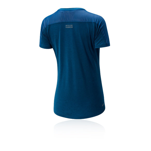 New Balance W Impact Run T-Shirt
