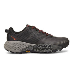 Hoka M Speedgoat 4 - WIDE - Dark Gull Grey / Anthracite