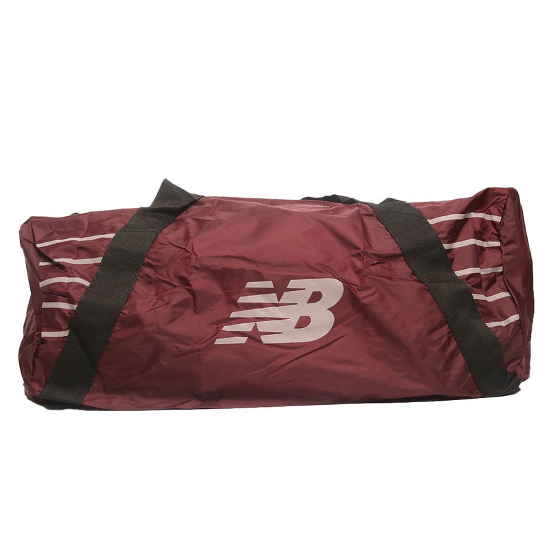 New Balance Packable Duffel - Burgundy