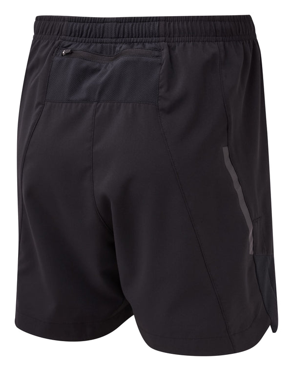 "RonHill M Life 5"" Unlined Short - Black"