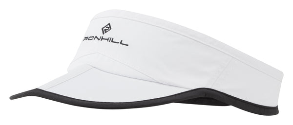 RonHill Sun Vizor - Bright White/Black