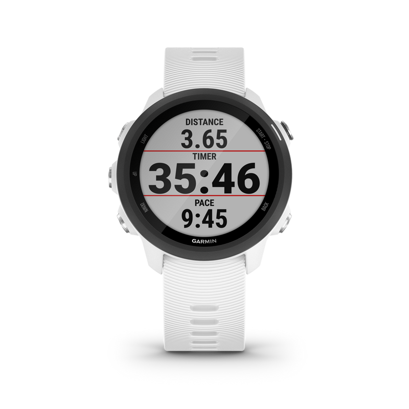 Garmin Forerunner 245 Music - White/ Black