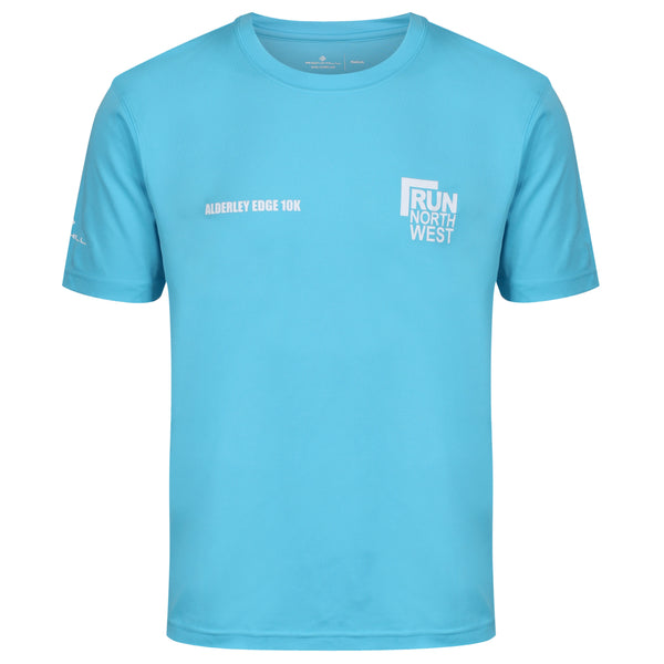 Run North West Alderley Edge 10k T-Shirt - Blue