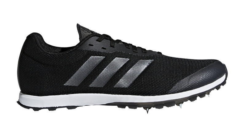 Adidas Womens XCS Cross Country Spikes - Core Black