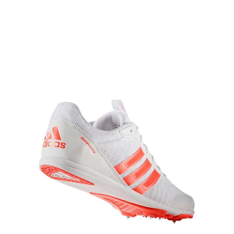Adidas Mens Distancestar - White/Red