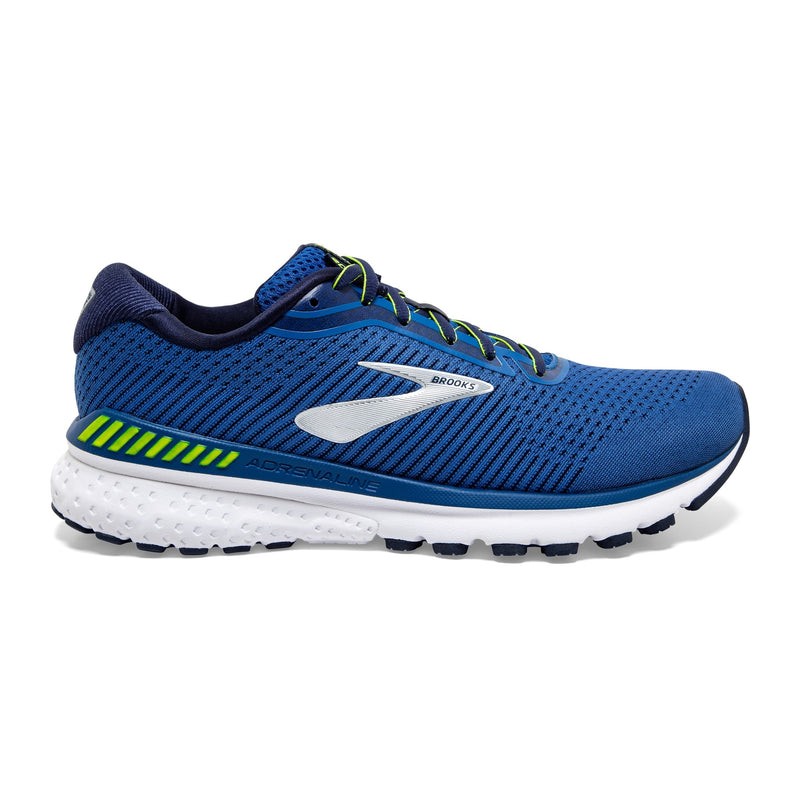 Brooks M Adrenaline GTS 20 - Blue/Nightlife/White