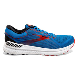 Brooks M Transcend 7 - Mazarine/ Black/ Red