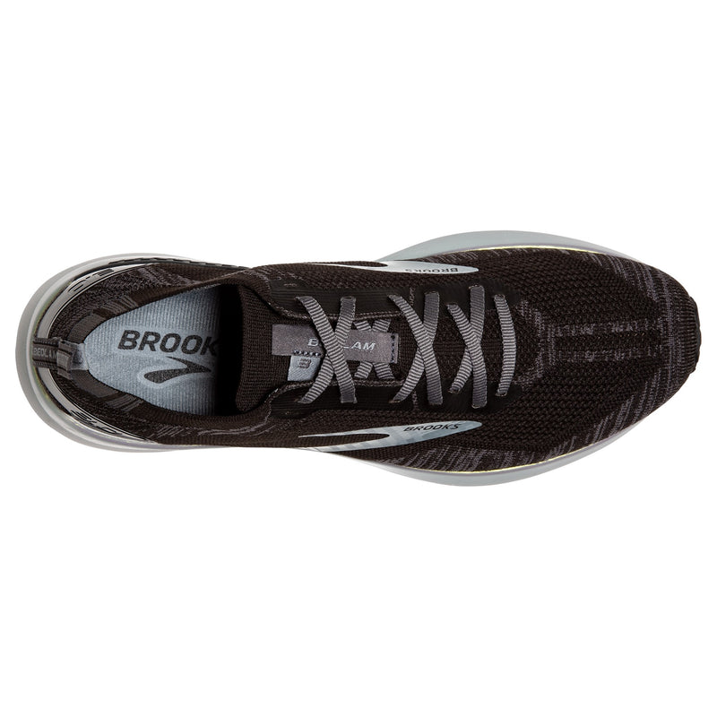 Brooks M Bedlam 3 - Black/ Blackened Pearl/ White