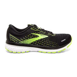 Brooks M Ghost 13 - Black/Nightlife/White