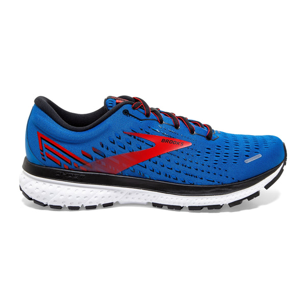 Brooks M Ghost 13 - Blue/Red/White