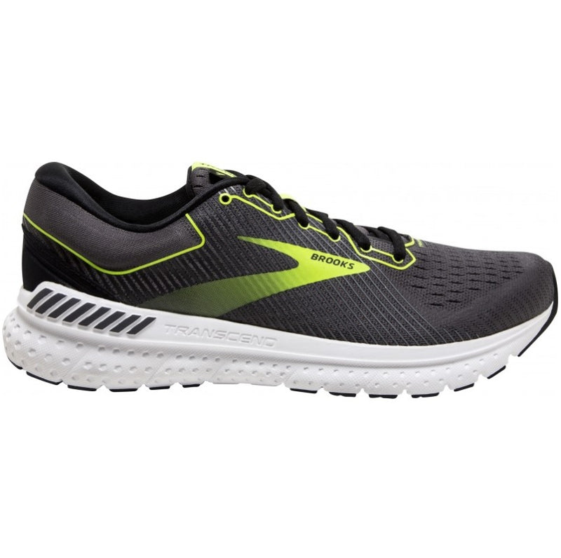Brooks M Transcend 7 - Black Ebony Nightlife