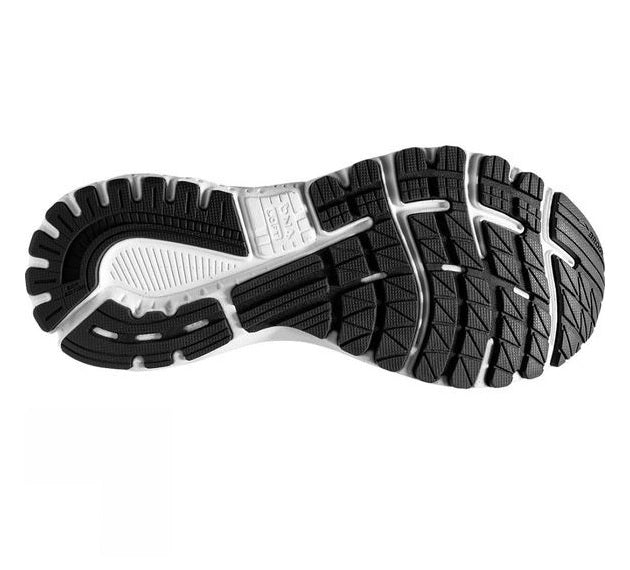 Brooks W Adrenaline GTS 20 Wide - Black/White/Hollyhock