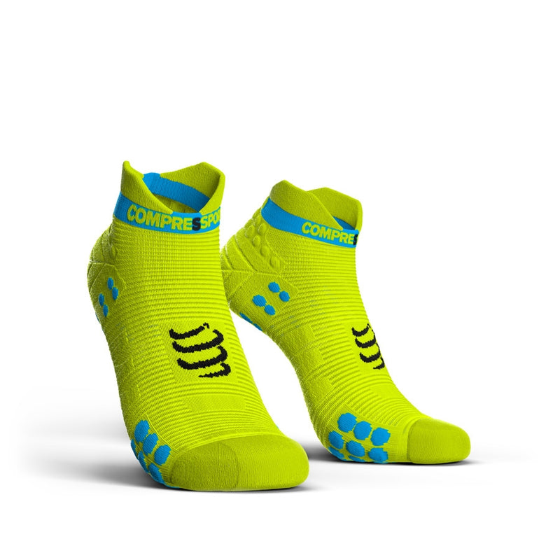 Compress Sport Pro Racing Socks V3.0 - Flouro Yellow