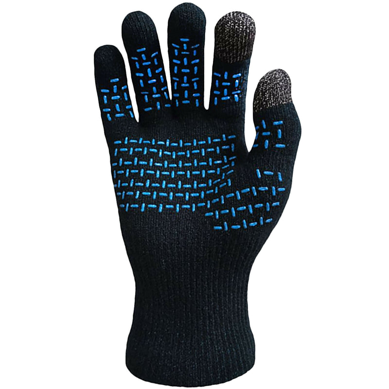 DexShell Ultralite Touchscreen Gloves - Black/Blue