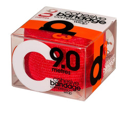 D3 Cohesive Bandage - Red