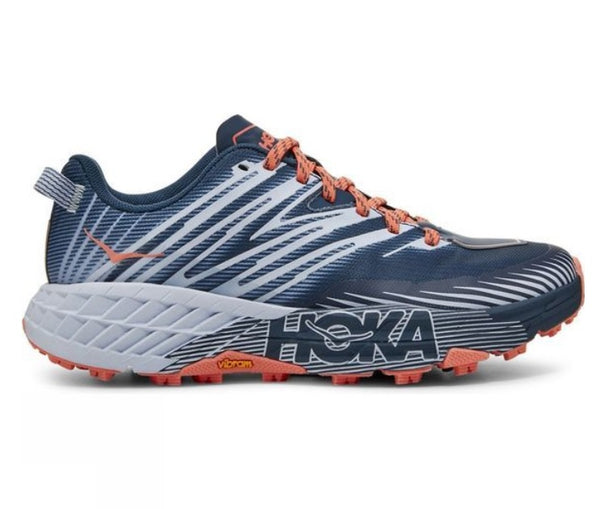Hoka W Speedgoat 4  - Majolica Blue / Heather