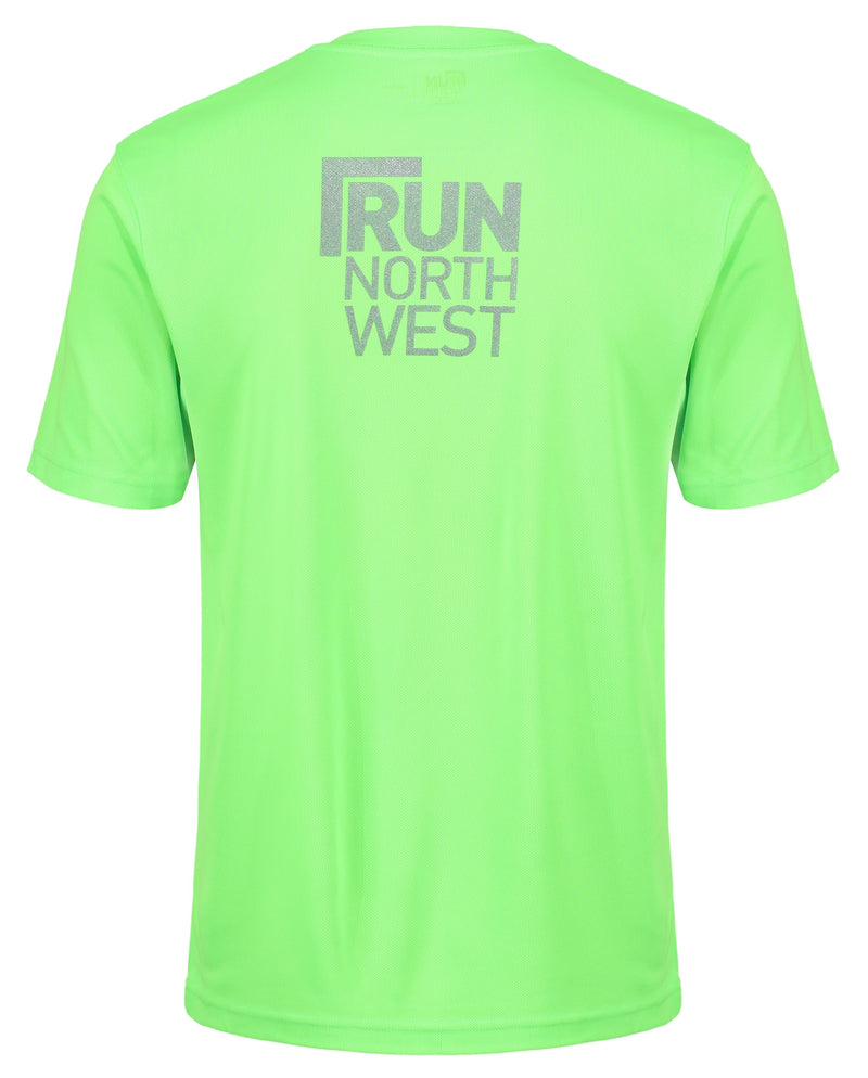 Run North West T-Shirt - Green