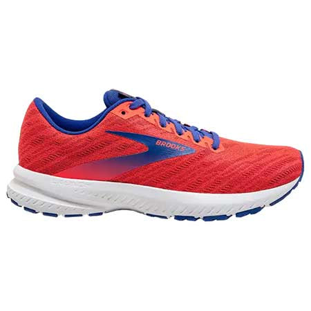 Brooks M Launch 7 - Cherry/Red/Mazarine