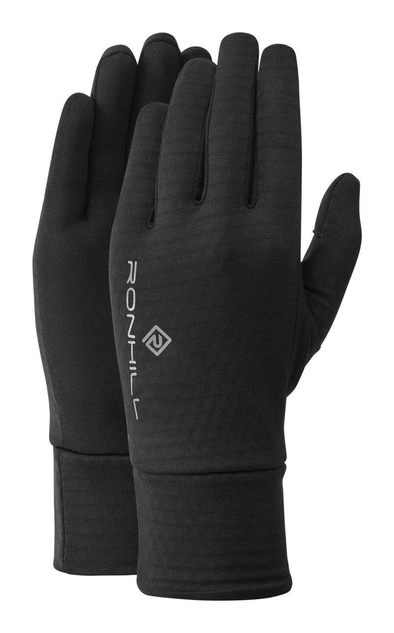 RonHill Matrix Run Glove - Black