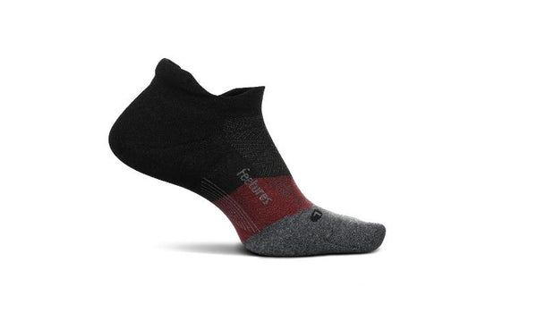 Feetures Elite Max Cushion No Show - Smoky Quartz