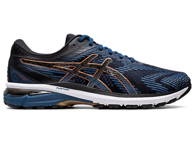 Asics M GT-2000 V8 - Grand Shark/ Black